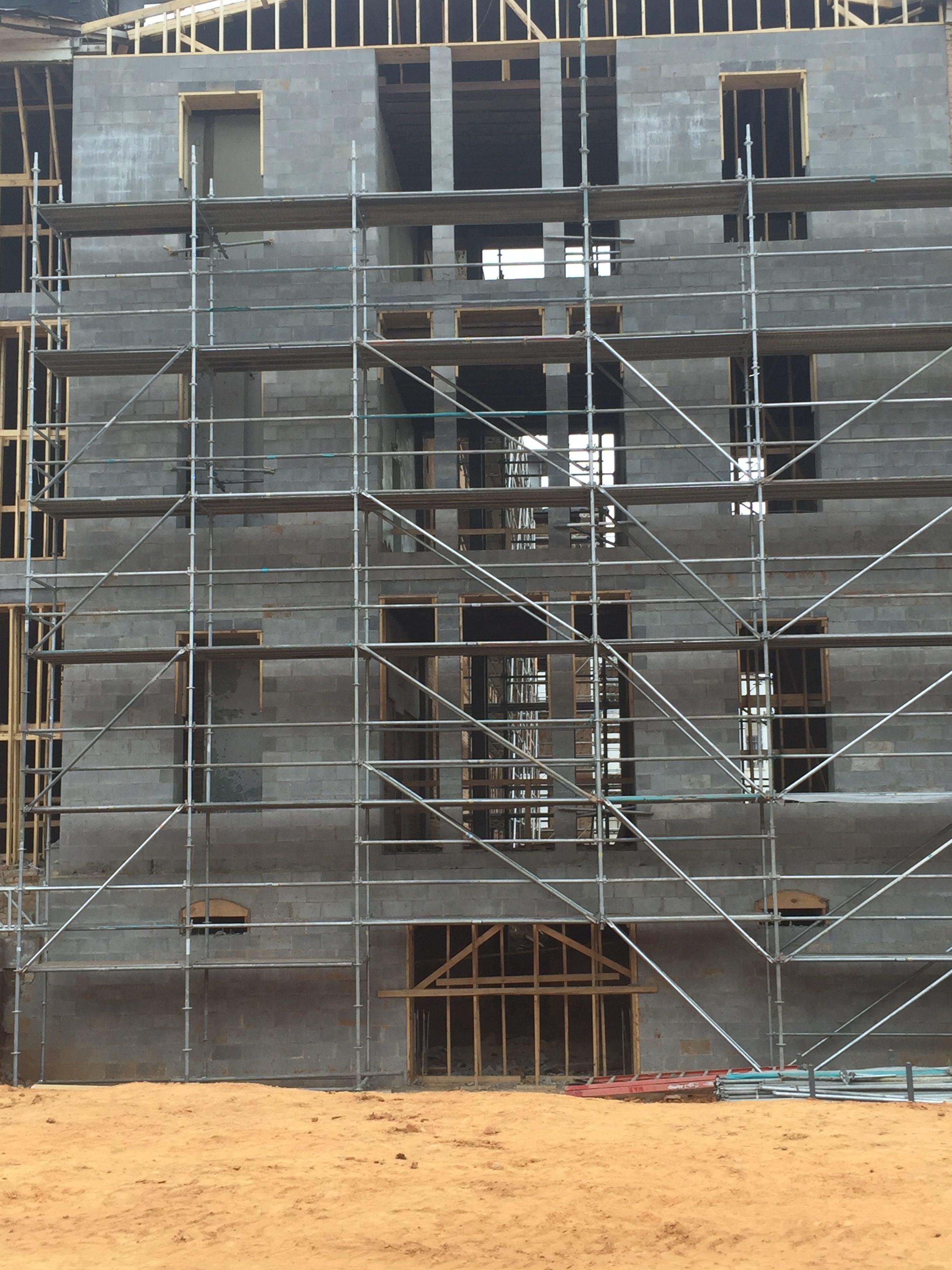 Bryce Scaffold Wall Shoring 4