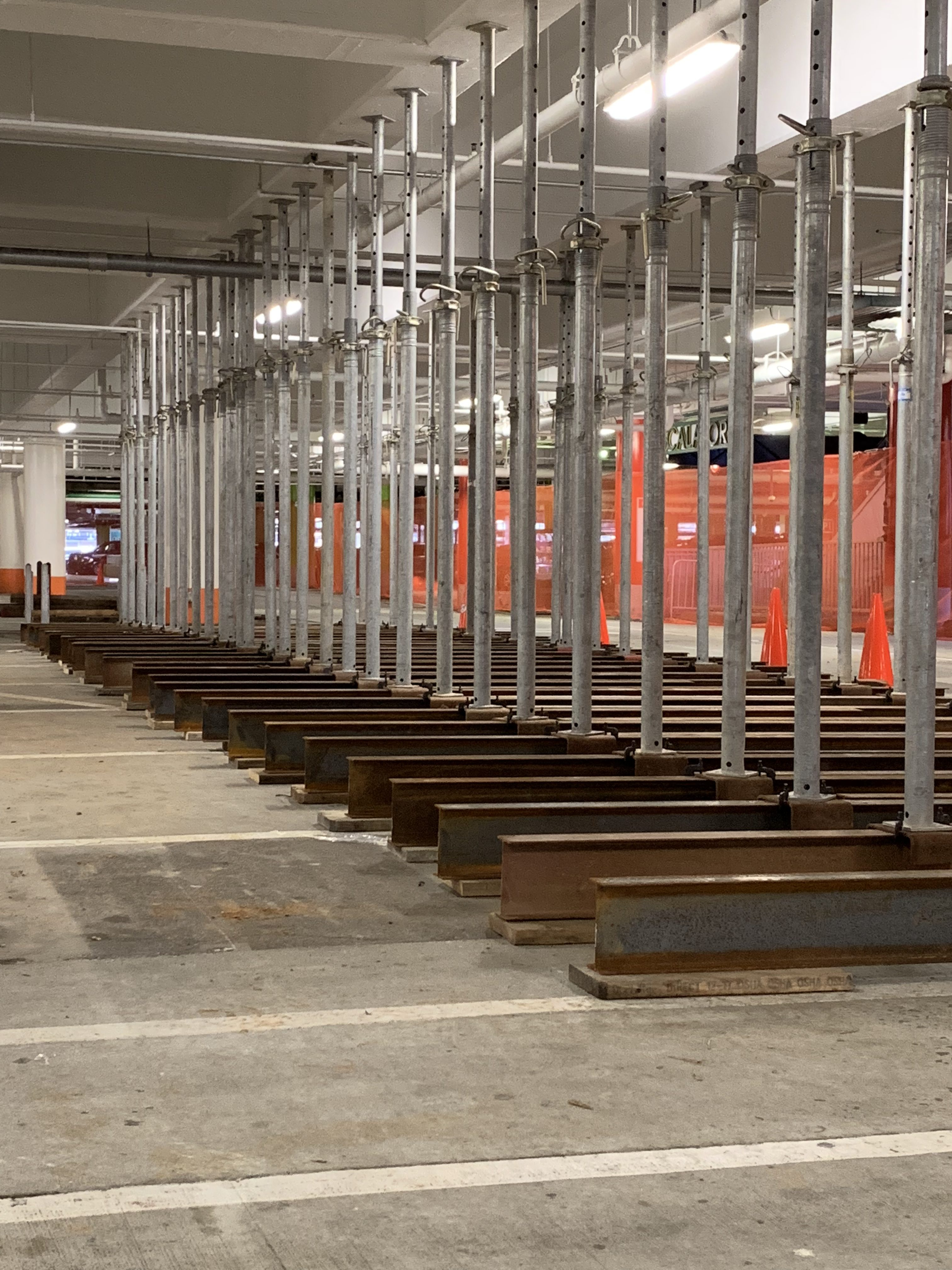 Atlantic Shoring Station shoring scaffold 16