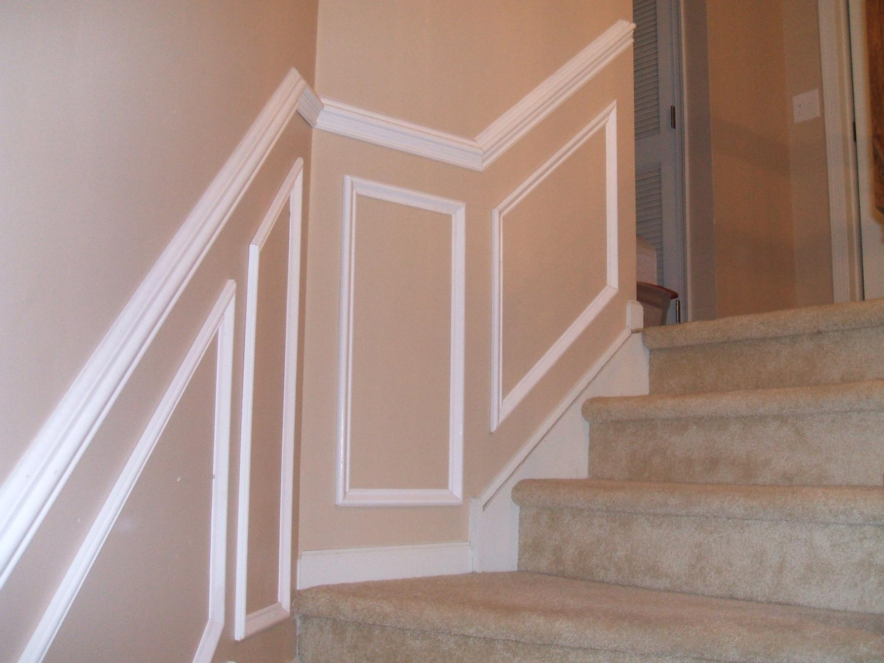 Chair Rail Chair Rail And Applied Moldings Finish Carpentry