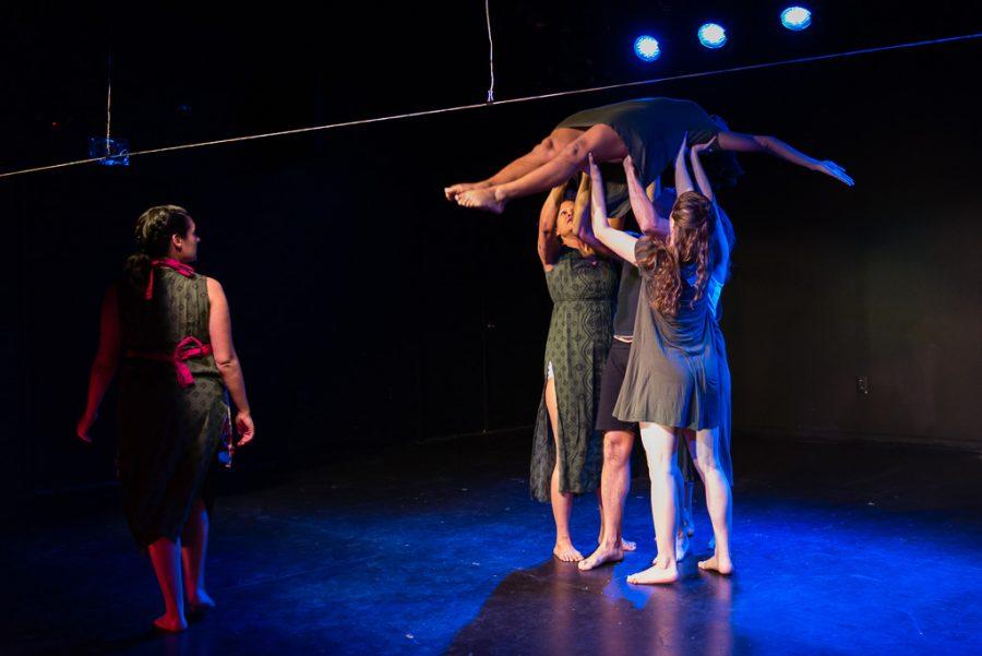 home contradiction dance theatre
