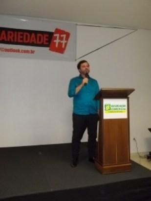 Zé Ernesto preside Solidariedade 57
