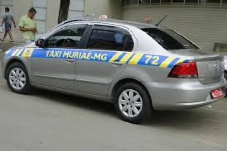 Modelo de Táxi Caraguá