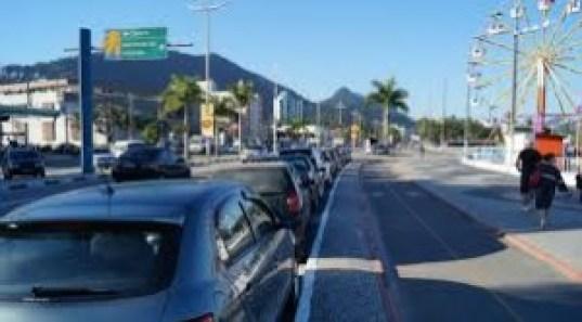 Trânsito em Caraguá 3