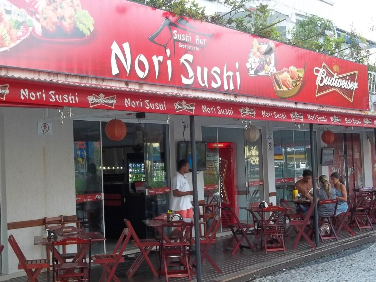 FOTO LEGENDA – Nori Sushi também firma parceria com CONTRA & VERSO