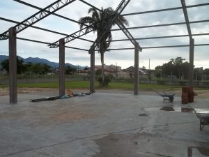 Obras Sede Recreativa ACE 5