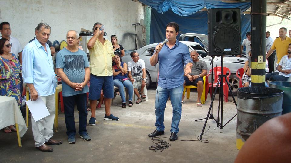 Deputado fala em Candidatura de Antonio Carlos na Convenção do PSDB