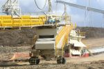 The largest mobile crusher in the Southern Hemisphere-at Boral's new Peppertree quarry