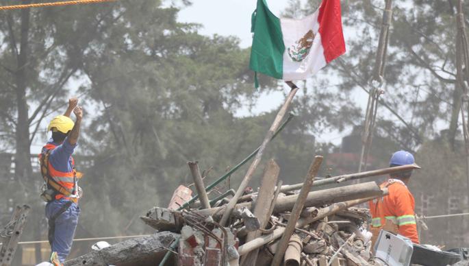 Ejercito Méxicano y Policia Federal