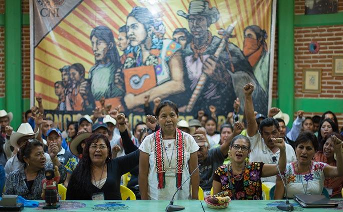 congreso indigena