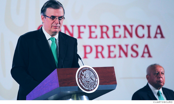 Marcelo Ebrard Casaubón
