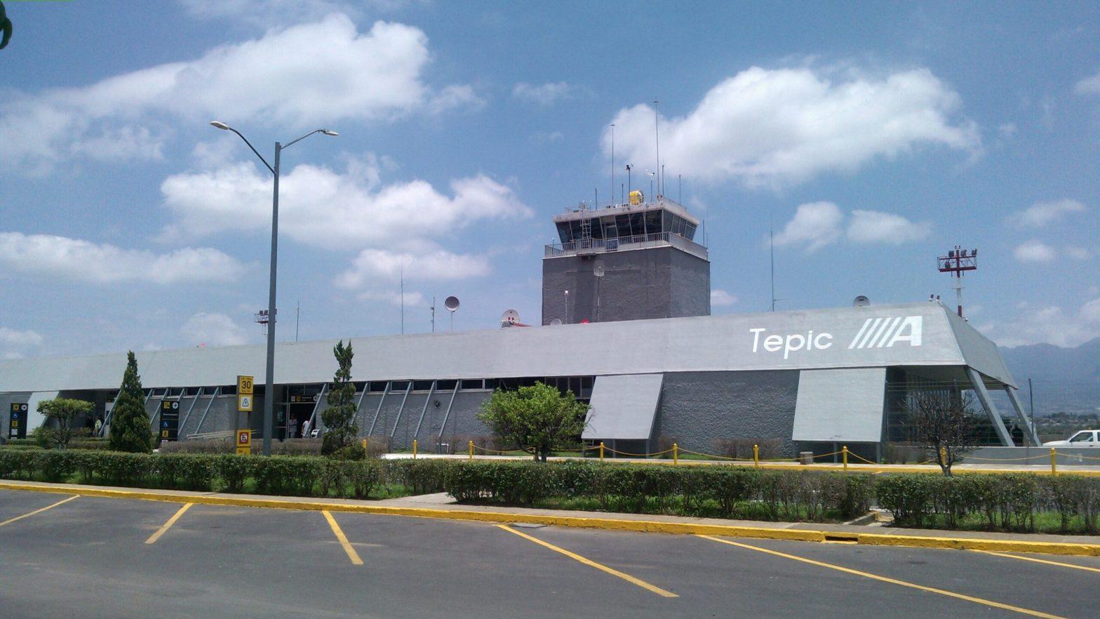 aeropuerto de Tepic, Nayarit