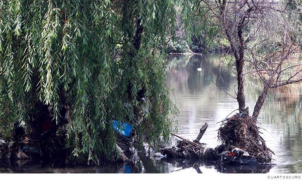 mantos acuíferos contaminados