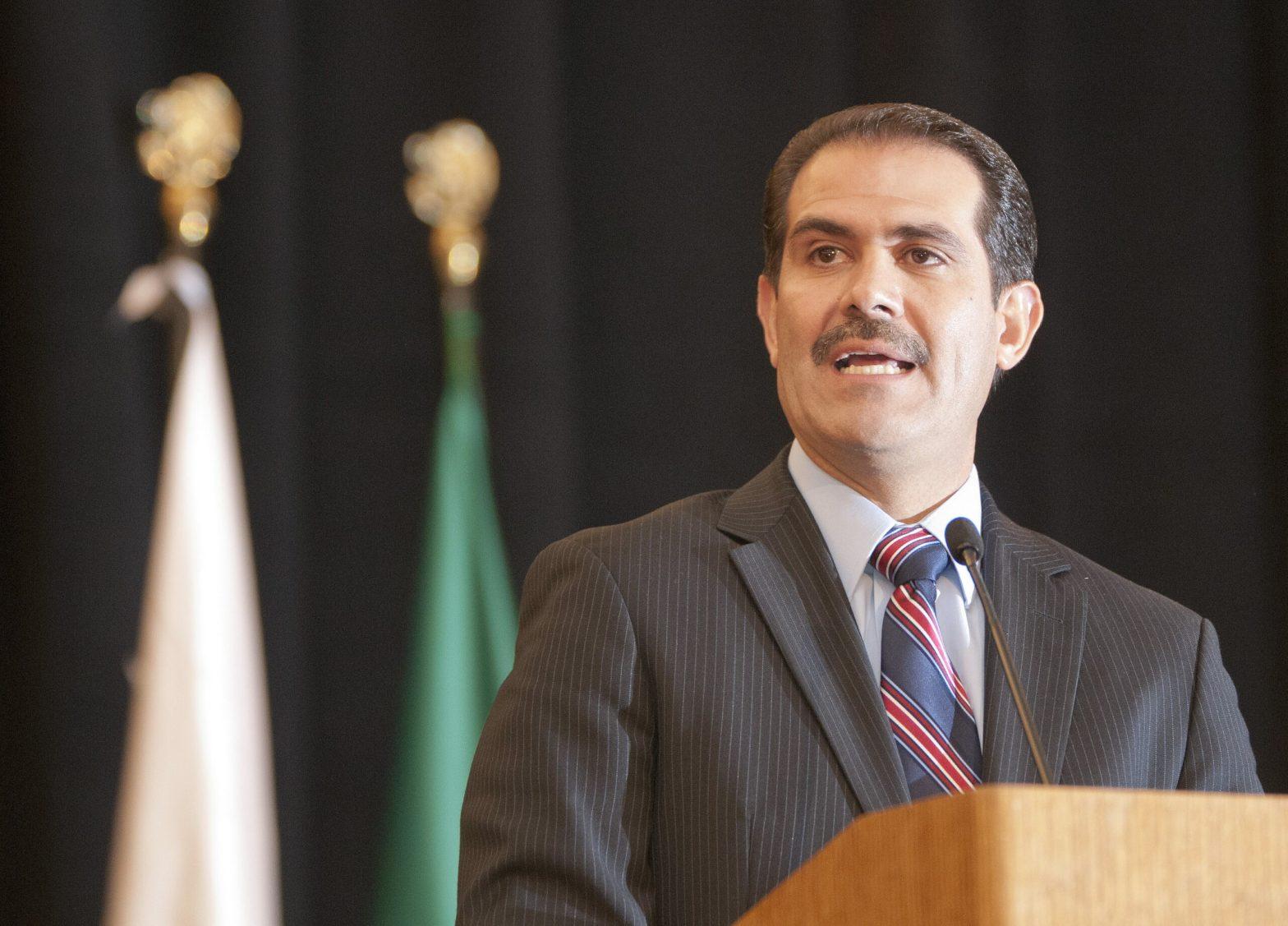 Exgobernador de Sonora Guillermo Padrés