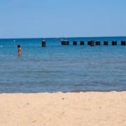 chicago lago michigan praia