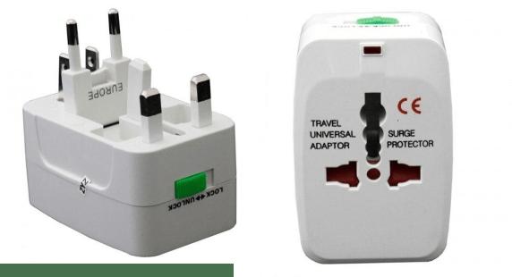 adaptador de tomada universal