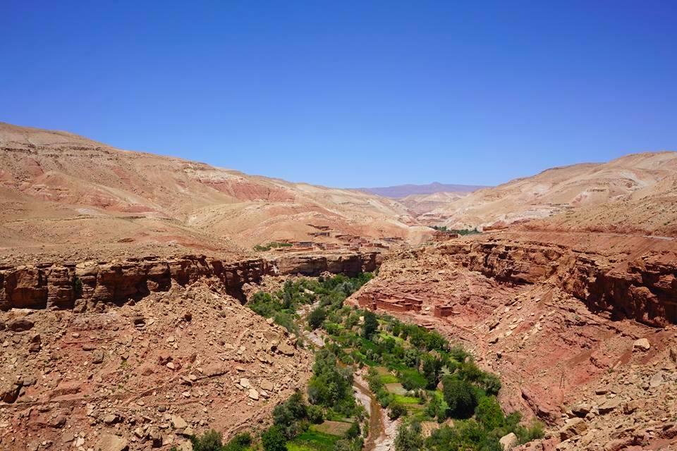 de marrakech a ouarzazate