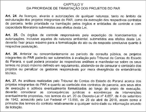 Tribunal de Contas se revolta com projeto de Ratinho