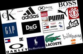 As marcas globais