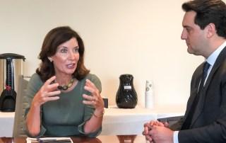 Paraná discute parcerias com Nova York