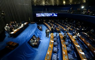 Senado aprova reforma da previdência amanhã