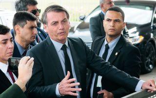 Bolsonaro manda ao Congresso projeto do excludente de ilicitude