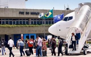 Aumento da cota de compras para US$ 500 vai incrementar turismo da fronteira