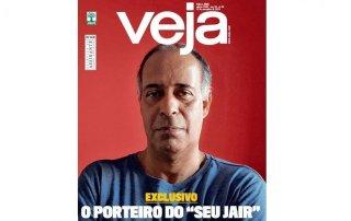 Porteiro do condomínio de Bolsonaro muda depoimento