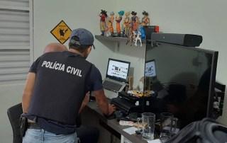 Polícia Civil faz ação contra exploração sexual de crianças e adolescentes no Paraná