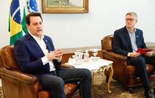 Ratinho prevê para agosto retomada total da economia no Paraná