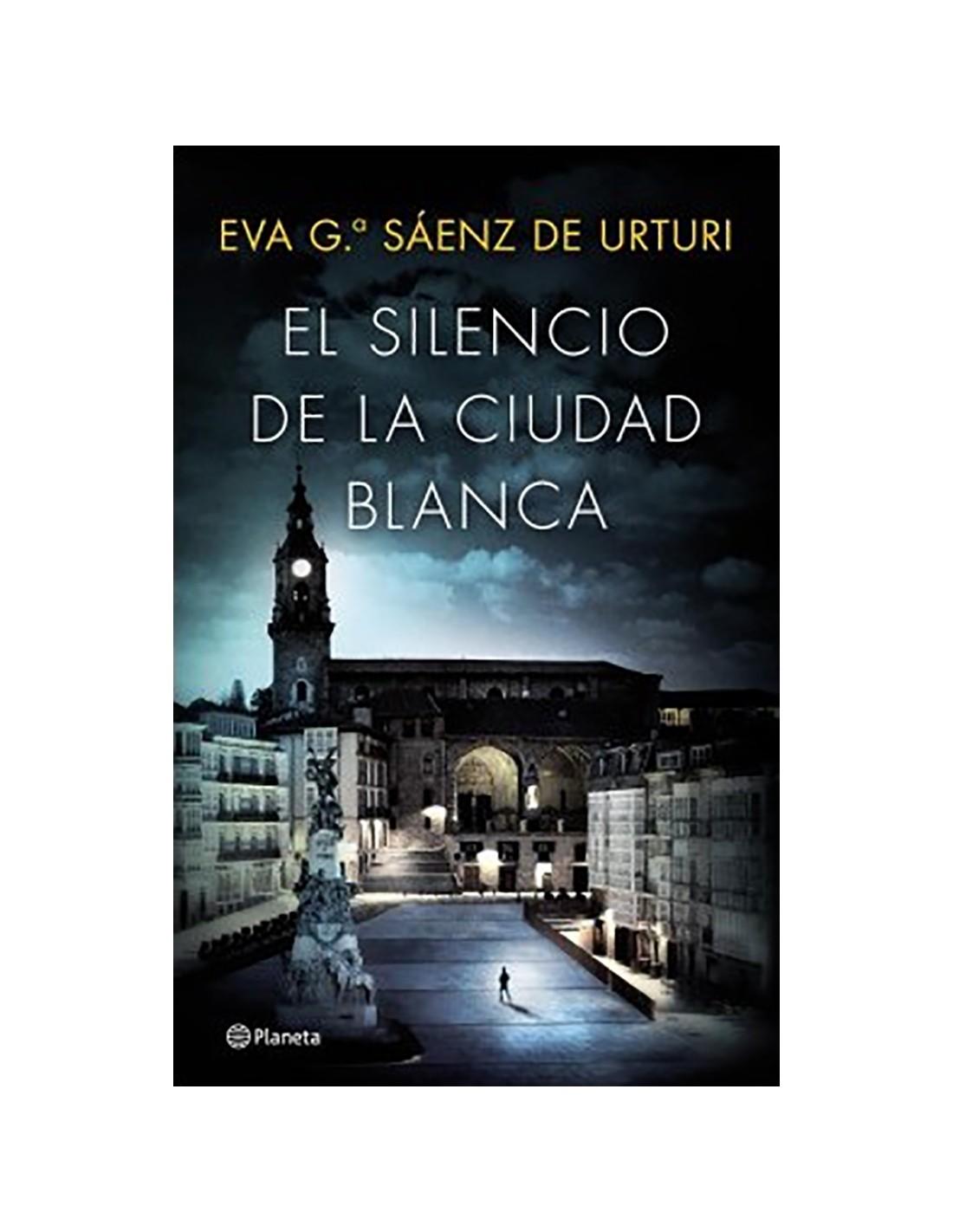 El Silencio De La Ciudad Blanca : silencio, ciudad, blanca, Contrapunto.cl:, Silencio, Ciudad, Blanca, (9789563605990):, Garcia, Saenz