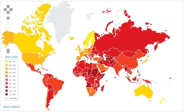 Transparency International'