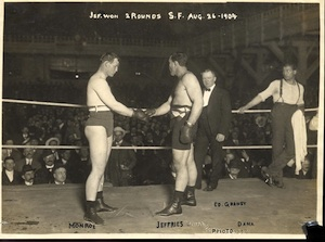 Jack Munroe v. Jim Jeffries300