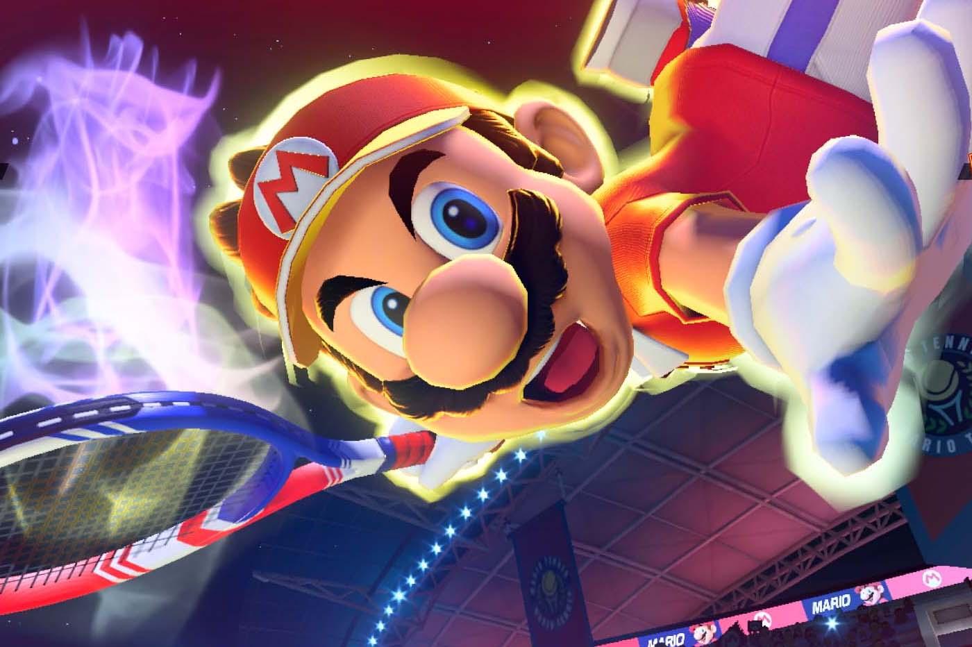 Análisis Mario Tennis Aces