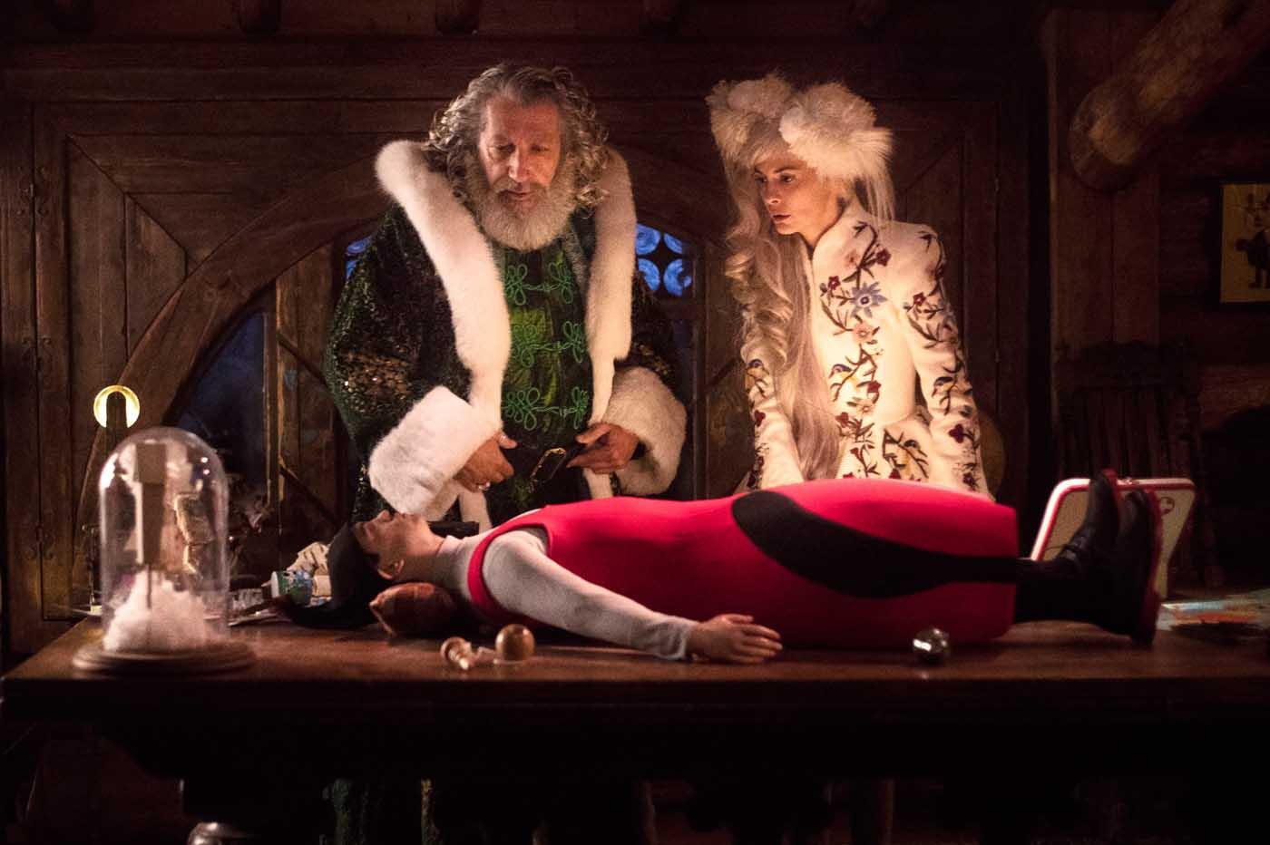 Crítica, Santa Claus & Cia.