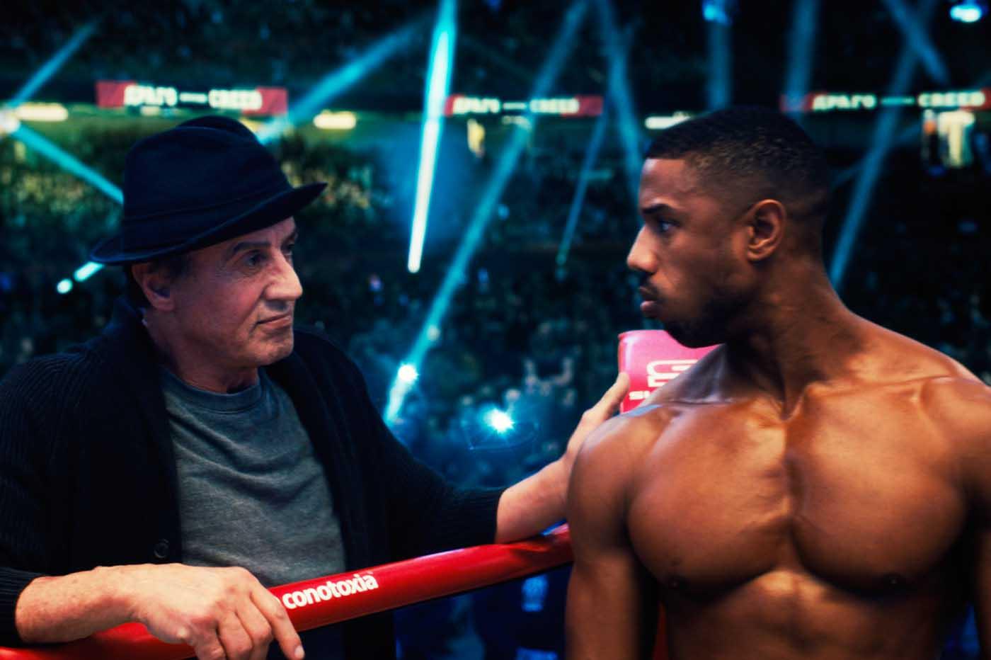 Crítica Creed II: la leyenda de Rocky
