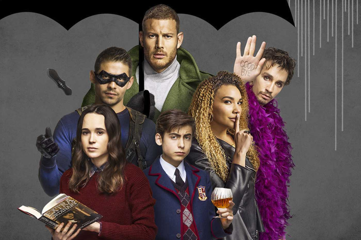 Crítica The Umbrella Academy