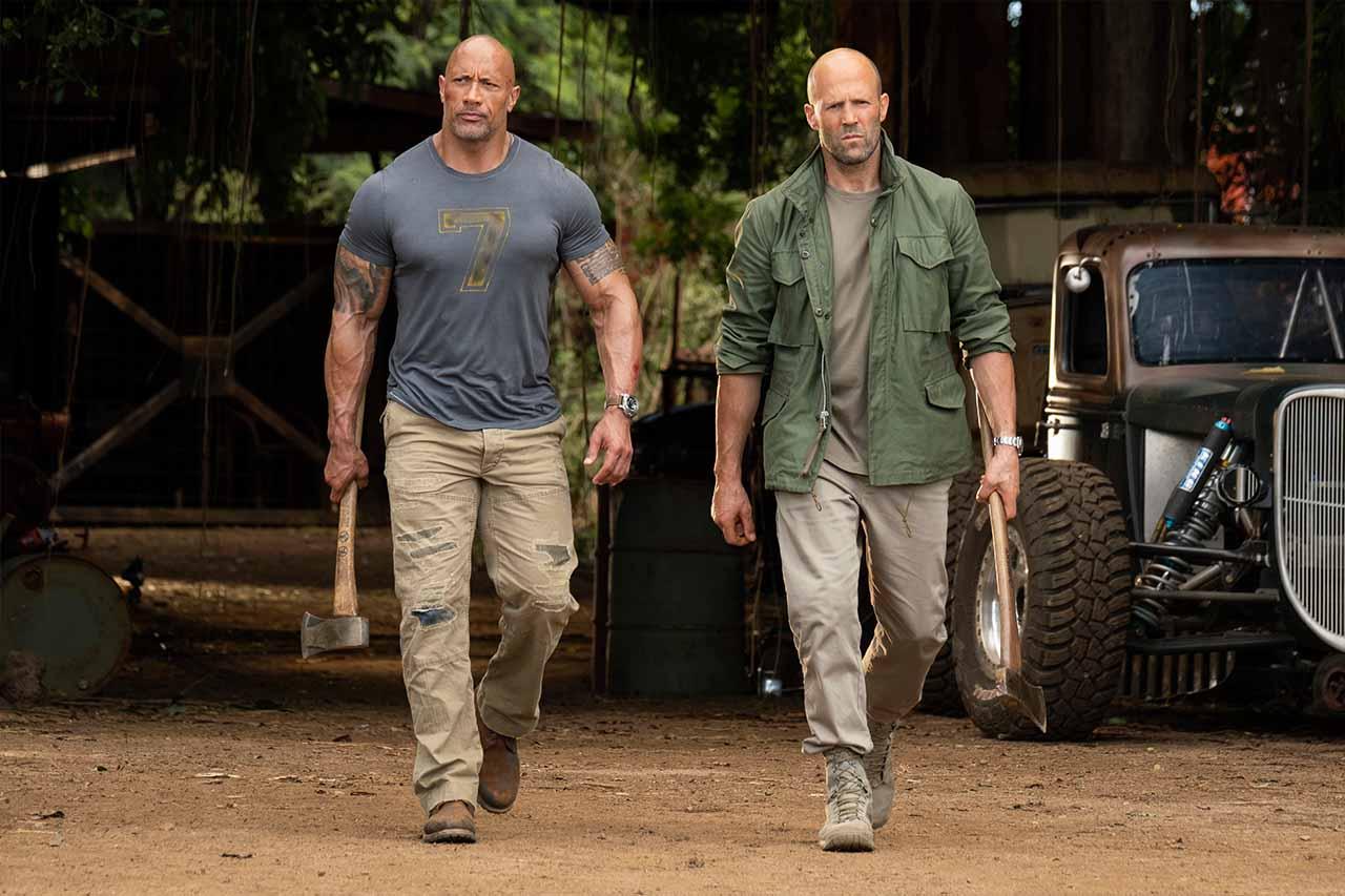 Crítica Fast & Furious: Hobbs & Shaw