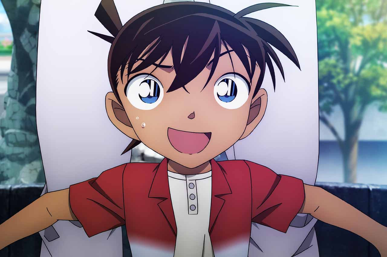 Crítica Detective Conan: el puño de zafiro azul