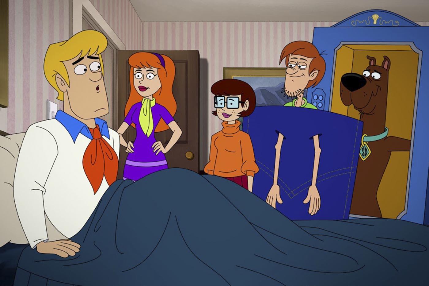 ¡Enróllate Scooby-Doo!