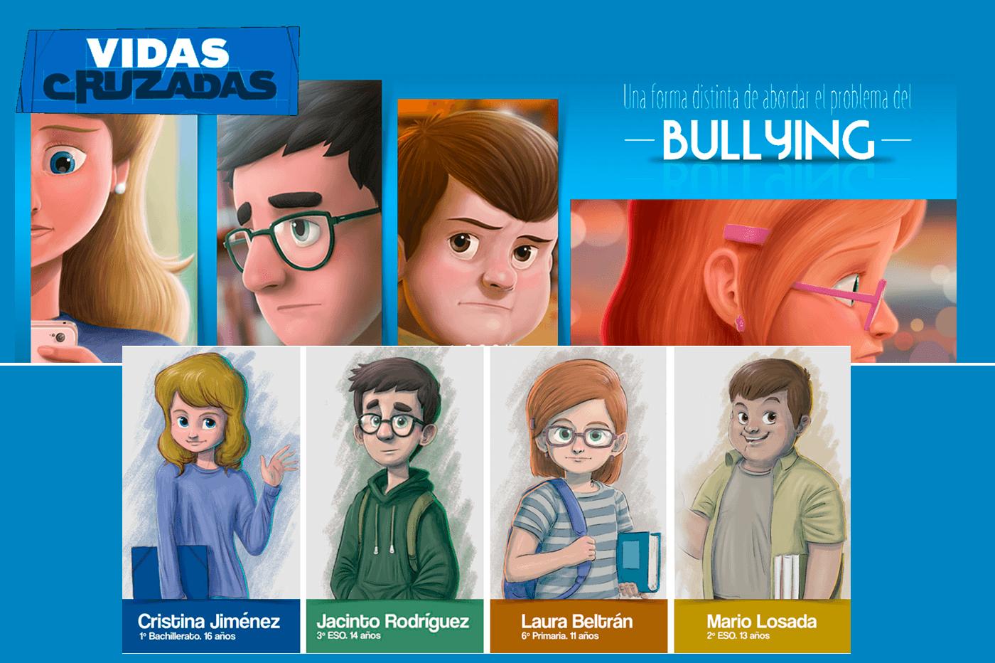 Crítica Vidas cruzadas comic bullying