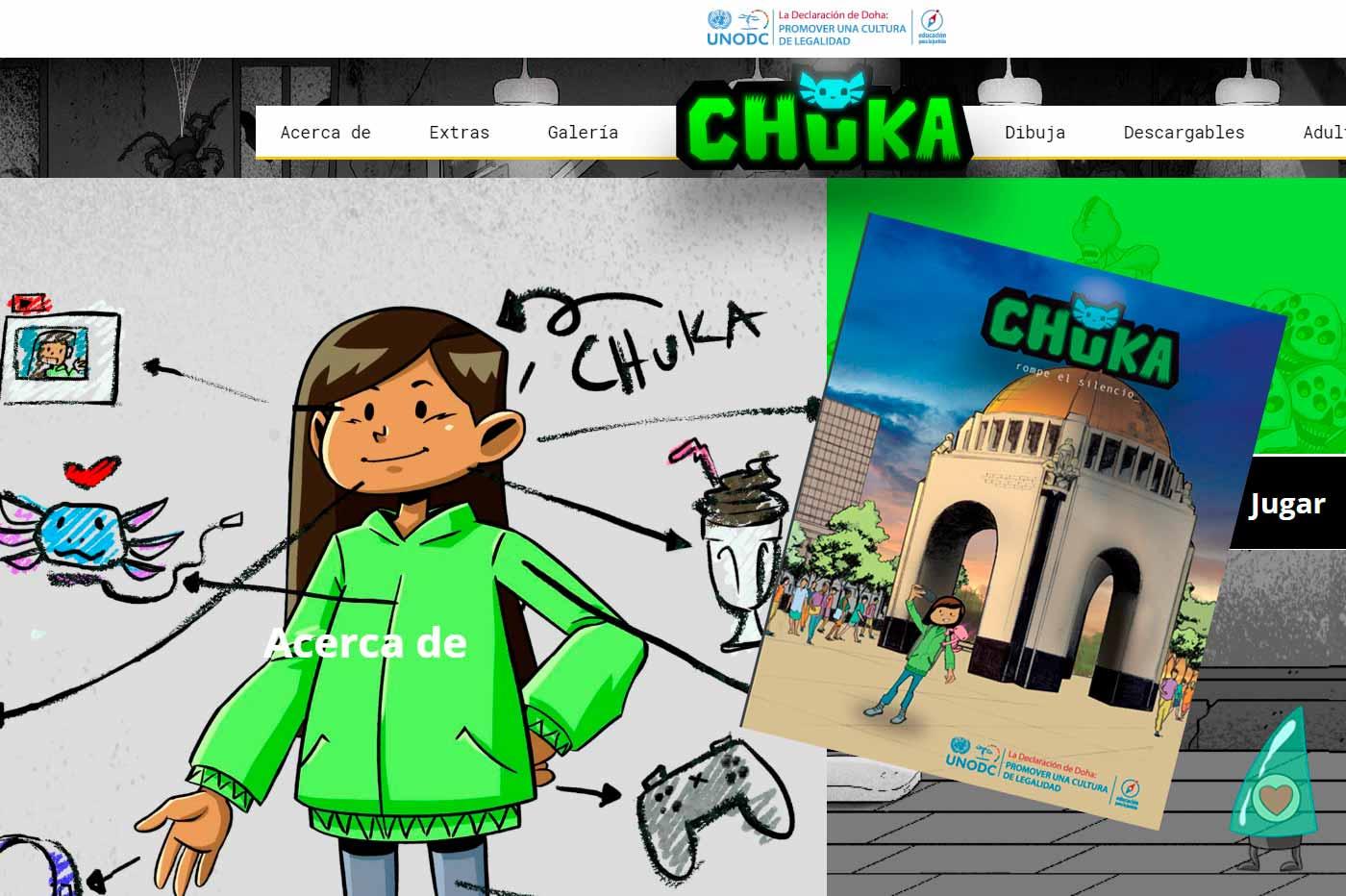 Crítica Chuka Game