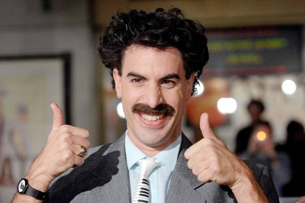Crítica Borat, película film secuela
