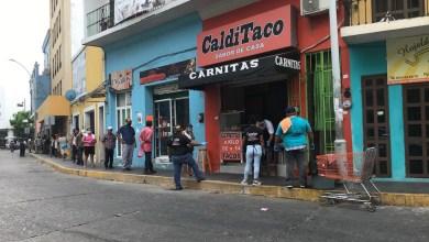 Photo of Líder de ambulantes utiliza pandemia para disfrazarse de «altruista»