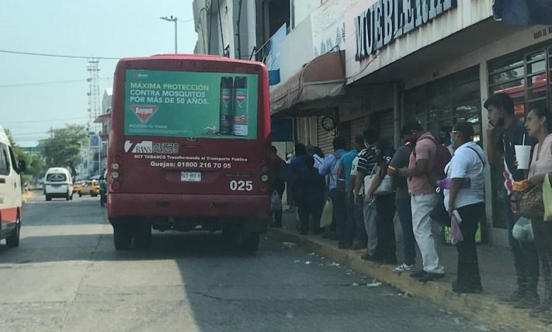 Photo of Persisten focos de contagio de COVID-19 por todo Villahermosa