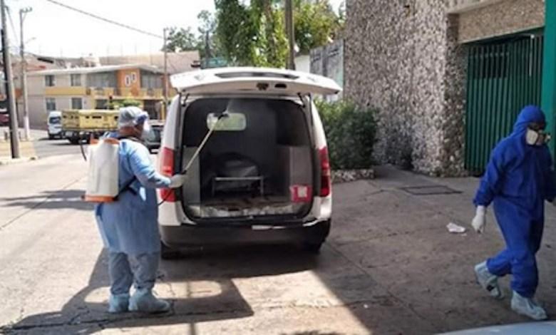 Photo of Abandona IMSS cuerpo de paciente de COVID-19 en consultorio