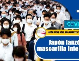 mascara japon
