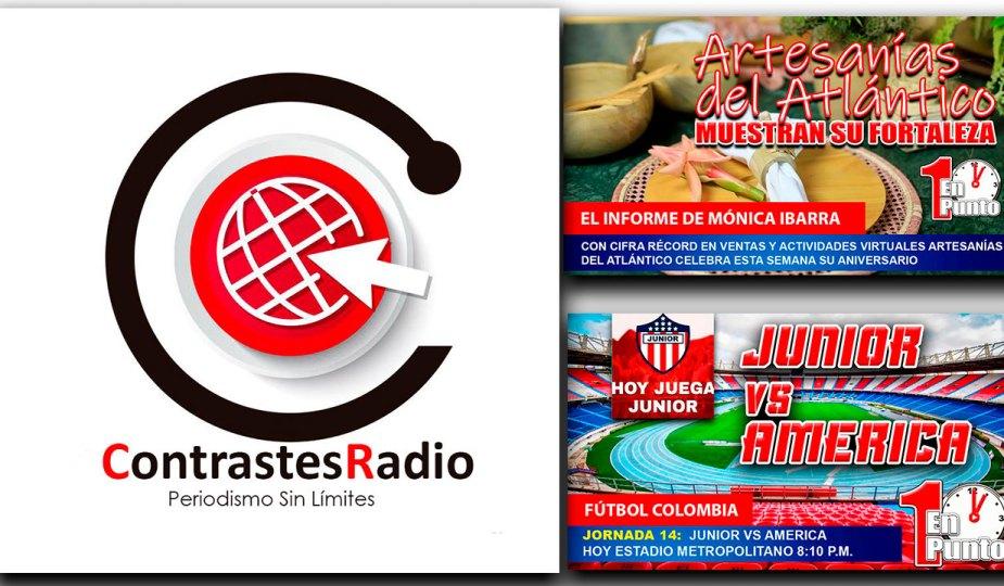 contrastes radio