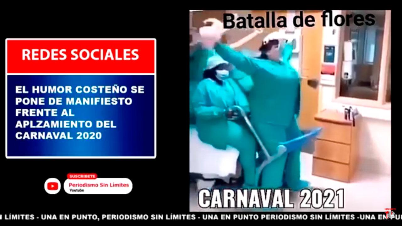 humor carnaval 2021