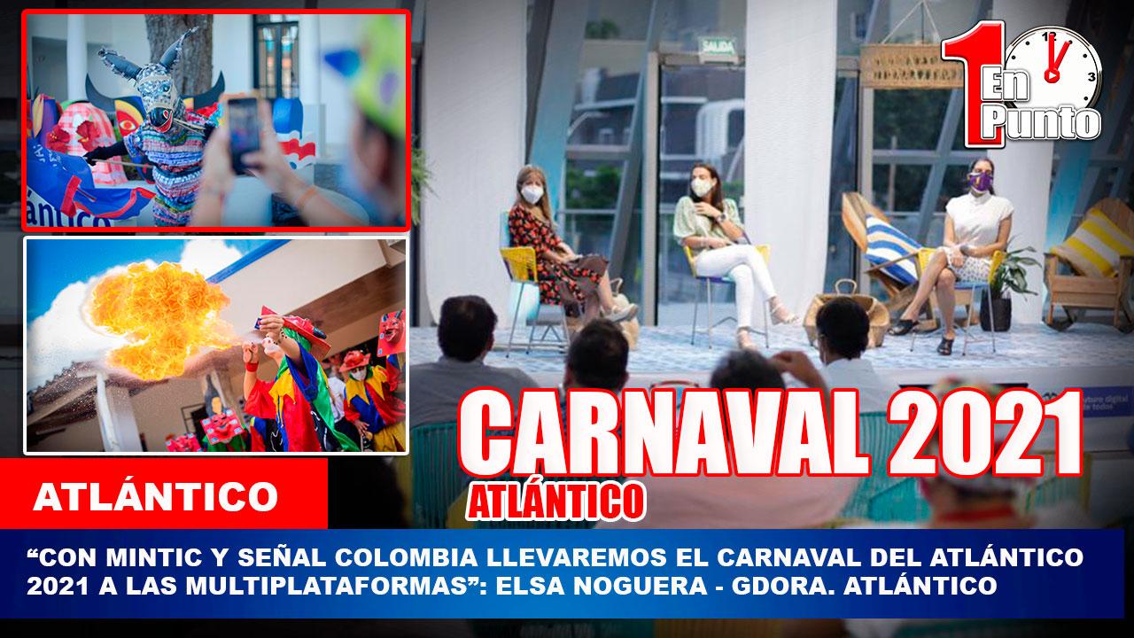 carnaval atlantico 2021