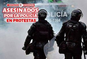 asesinados por policias
